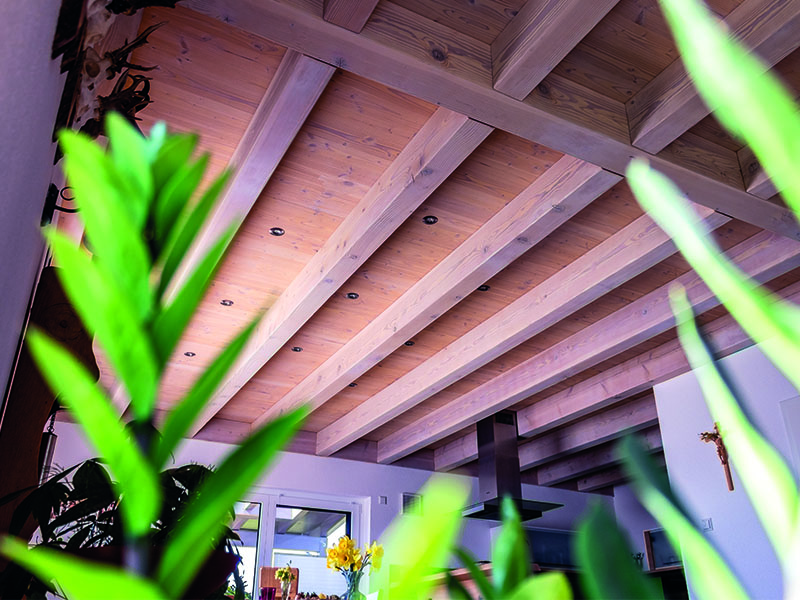 Holzbalkendecke Ellwangen | Holzbau Schneider Für Aalen & Ellwangen