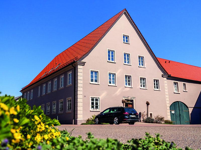 Holzbau Schneider |Referenzen Holzbau Schneider | Dachsanierung Ellwangen-Röhlingen