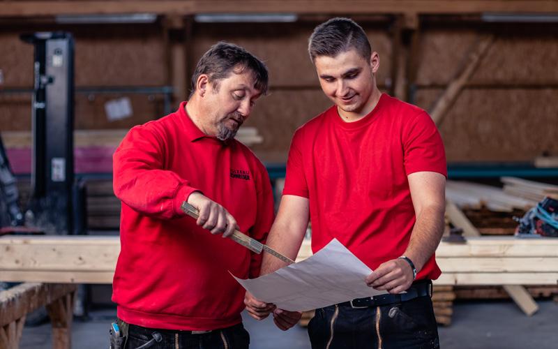 Holzbau Schneider   Jobs Ellwangen